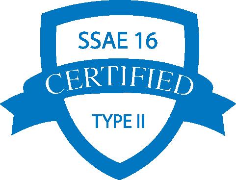 SSAE Certified Type II